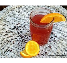 7 Homemade Sports Drink Recipes For Healthier Sipping: Homemade Tropical Electrolyte Drink
