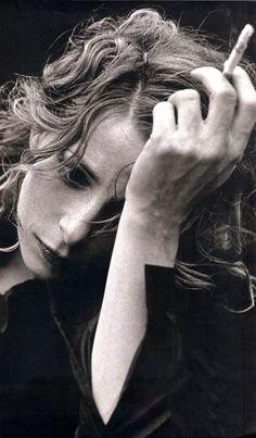 Peter Lindbergh - 1999. Peter Lindbergh - Mylene Farmer - Коллекция фотографий
