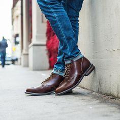 Espresso Vanguard Boot | Thursday Boot Company