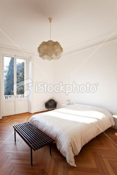 Nice Apartment Refitted Royalty Free Stock Photo