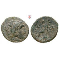 Syrien, Königreich der Seleukiden, Seleukos II., Bronze 246-226 v.Chr., s-ss: Seleukos II. 246-226 v.Chr. Bronze 17 mm 246-226… #coins