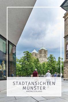 """#Münster - die """"Hauptstadt"""" der Region gehört zu den lebenswertesten Städten der Welt. Die Mischung aus Moderne und Geschichte sowie Urbanität und grünen Landschaften machen einen Besuch zu einem besonderen Erlebnis. #münsterland #ausflüge #ausflugsziele #city #städtereise #reise #citytrip"""