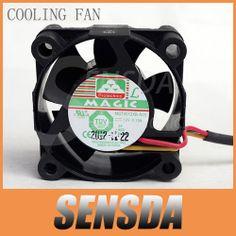 Free Shipping Original Magic MGT4012XB-R20 4020 40mm 4cm DC 12V 0.15A 4CM cooling fan switch cooler $9.99