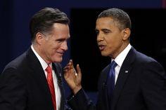 Time to bury the hatchet: President Obama invites Mitt Romney to lunch | Washington Times Communities