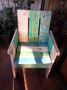 Pallet Furniture for Balcony / Garden / Terrace | 99 Pallets