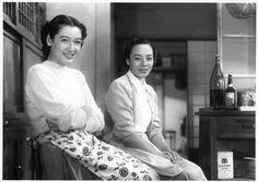 小津安二郎監督「麦秋」1951年/原節子、三宅邦子