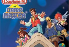Saturday Morning Cartoons: Captain N: The Game Master | Another Castle