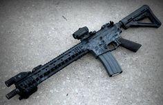 Kryptek AR15