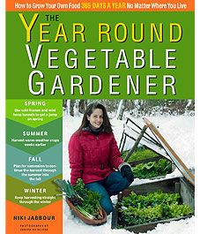 Book review: The Year-Round Vegetable Gardener