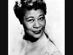 ella fitzgerald - i can't give you anything but love (louis armstrong impersonation).