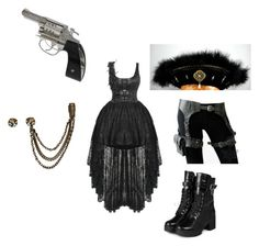 """""""Pirate outfit"""" by alexis-miller-3 on Polyvore"""