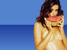 Victorias Secret model Adriana Lima photoshoot