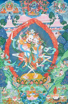 Tibetan. Momento Mori.