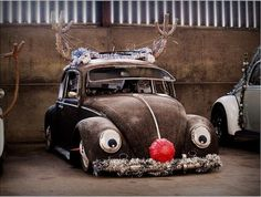 Reindeer bug - for my little middles car : )