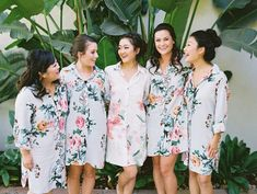 0a709441304 Actress Amy Okuda in Plum Pretty Sugar. Bridesmaid Get Ready Outfit