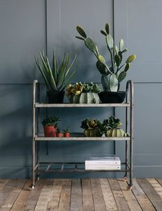 Industrial Trolley buy online now from Rose and Grey, eclectic home accessories and stylish furniture for vintage and modern living. Industrial Trolley, Industrial Shelving, Industrial Furniture, Industrial Style, Vintage Furniture, Industrial Living, Industrial Design, Vintage Drinks Trolley, Warehouse Shelving