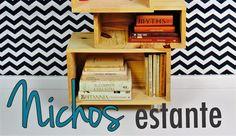 Estante Nichos :: Faça você mesmo :: DIY design :: móveis