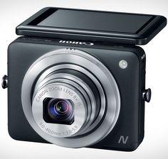 Fancy - Canon PowerShot N Black
