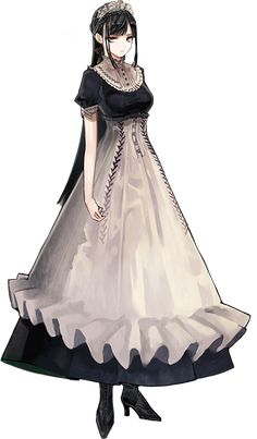 綾里けいし×鵜飼沙樹『魔獣調教師×異世界拷問姫』合同特設サイト Gothic Anime, Anime Fantasy, Fantasy Girl, Gothic Lolita, Kawaii Anime Girl, Anime Art Girl, Manga Girl, Female Character Design, Character Design Inspiration