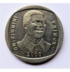 South Africa Commemorative issue Nelson Mandela 5 Rand 2000 EF Mintage only 2000 coins Rare Coins Worth Money, Valuable Coins, Sell Coins, Coin Worth, Coins For Sale, Commemorative Coins, World Coins, Hindu Art, Nelson Mandela