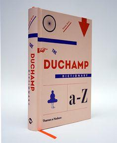 BOOK: THE DUCHAMP DICTIONARY - VANDLING