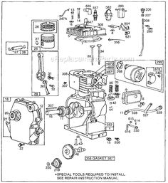 Briggs stratton 450e manual download pdf