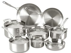Holiday Giveaway! 13-Piece Lagostina Cookware Set ($399 Value) -- Once Upon a Chef