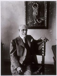 Henri Matisse, 1933.   Photo by Rosa Klein. Paris, Musée National d'Art Moderne - Centre Georges Pompidou
