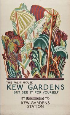 Kew Gardens / Alfred Clive Gardiner
