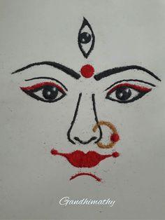 Easy Rangoli Designs Videos, Easy Rangoli Designs Diwali, Rangoli Simple, Indian Rangoli Designs, Rangoli Designs Latest, Rangoli Designs Flower, Free Hand Rangoli Design, Rangoli Border Designs, Rangoli Ideas