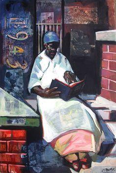 """Bible Study"" de Charly Palmer"