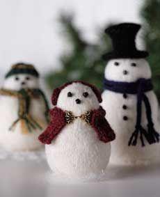 Snowmen Pattern