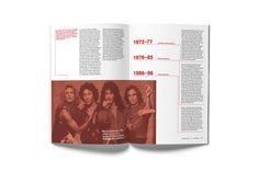 ROCK MAGAZINE – VAN HALEN Editorial design for the October 2017 edition of Rock Magazine, a monthly publication sponsored by Rock Radio. Rock Radio, Global Design, Van Halen, Editorial Design, October, Magazine, Magazines, Warehouse, Newspaper
