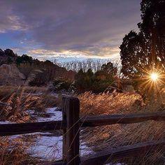 #Sunrises are a little #prettier in Colorado