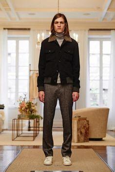 Club Monaco Fall/Winter 2015 Otoño Invierno #Menswear #Trends #Tendencias #Moda Hombre  -  M.F.T.