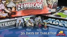 5 Games for 5+ Players for International TableTop Day!
