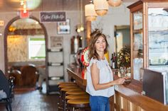 CHARLESTON, SC  City Guide: Angie Hranowsky's  The talented interior designer shows us the less-traditional side of this South Carolina gem.