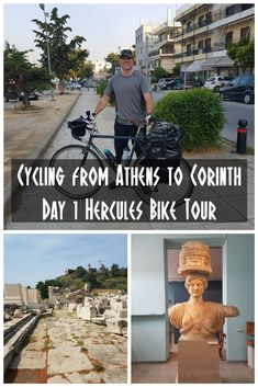 Cycling from Athens