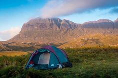 How To Go On Your First Wild Camping Adventure
