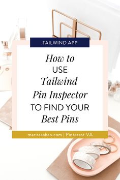How to Use Tailwind Pin Inspector to Find Your Best Pins — Marissa Abao Rich Pins, Instagram Schedule, Pinterest For Business, Pinterest Pin, Pinterest Board, Management Tips, Virtual Assistant, Pinterest Marketing, Social Media Tips