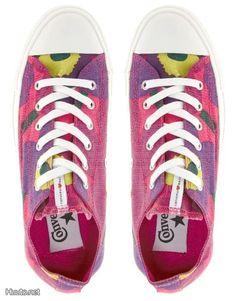Marimekko Converset / Converse shoes designed by Marimekko