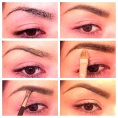 Since I get this question a lot.. Here\'s my brow routine 1.start ...