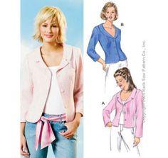 Kwik Sew Patterns - Kwik Sew Jackets Pattern