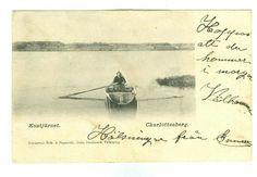 Eda kommun Charlottenberg Kuntjärnet 1902 Utg Lindgrens bok & Pappershandel, Falköping