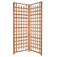 All Things Cedar 2 Piece Trellis Screen Set
