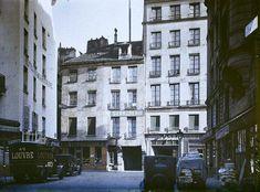 rue Quincampoix - Paris 3ème/4ème Albert Kahn, Saint Gervais, Paris 3, Ile Saint Louis, Great Philosophers, Visit France, Color Photography, Land Scape, Viajes