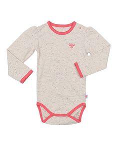 Lækre Hummel Fashion Neppy bodystocking Hummel Fashion Bodystockings til Børnetøj til hverdag og til fest