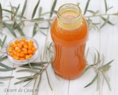 Sirop de catina cu miere Hot Sauce Bottles, Health, Food, Smoothie, Syrup, Health Care, Essen, Smoothies, Meals