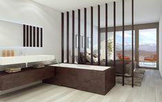 Visualisierungen Architektur: STOMEO Architektur Visualisierung - Zürich Bathroom, Bed Room, Architecture Visualization, Real Estates, Floor Layout, Photo Illustration, Washroom, Bathrooms, Bath
