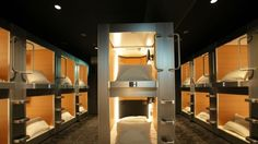 Japan's Coolest Looking Capsule Hotels